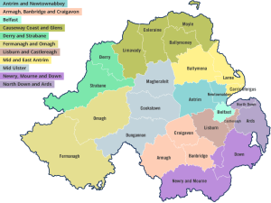 NorthernIreland counties