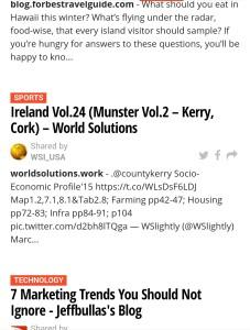 IrelandKerryCork