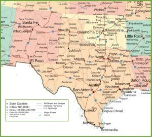 Texas8 surroundings