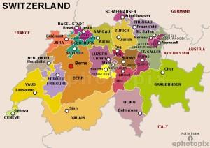Switzerland_Cantons