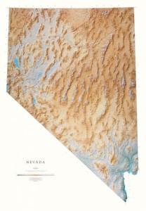 Nevada3 Topographical