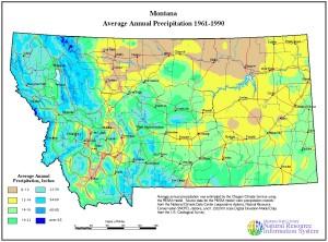Montana3 Precipitation