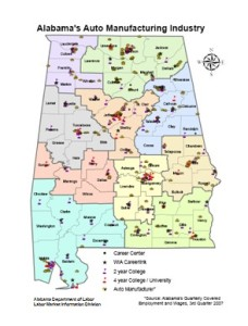 Alabama6 manufacturing