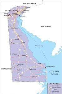 Delaware5 roads
