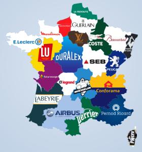 France11 brands regions