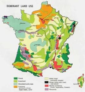 France13 land-use