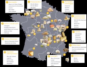 France17 food regions strength