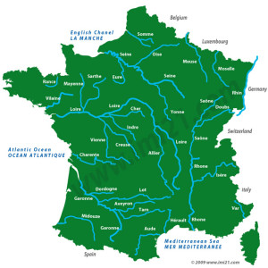 France25 rivers