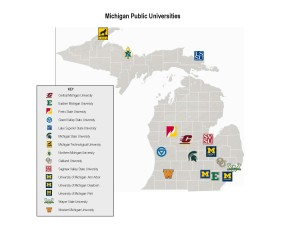 Michigan6 public-universities