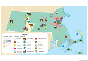 Massachusetts5 colonies