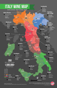 Italy1 Wine areas map wine-folly